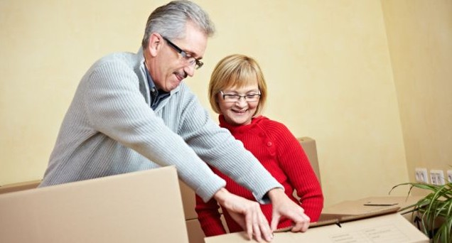 moving to senior living
