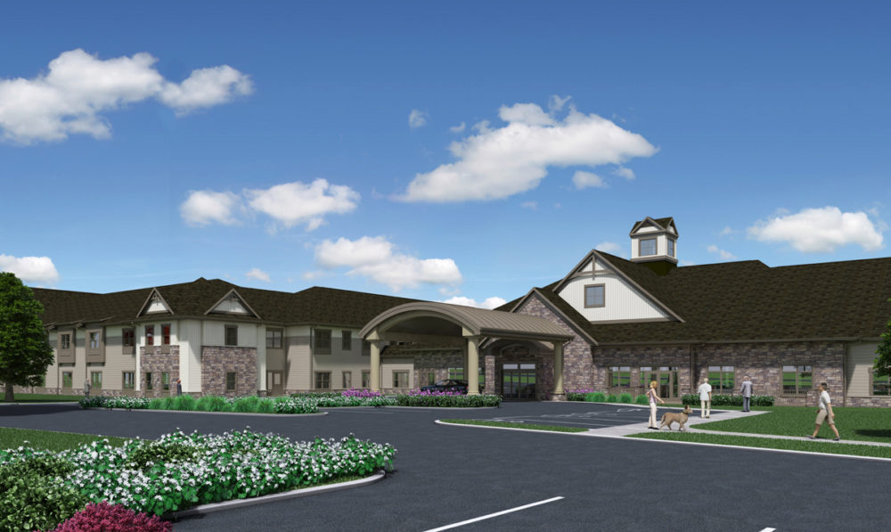 Country Meadows Will Open New Retirement Community Forks In Easton In Summer 2016 Country