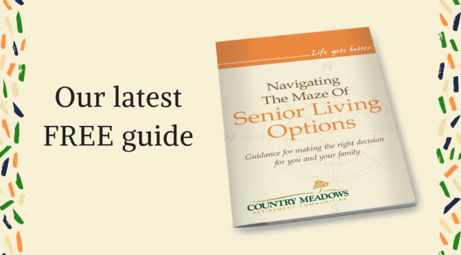 active senior living community