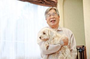Retirement Community that allows Pets