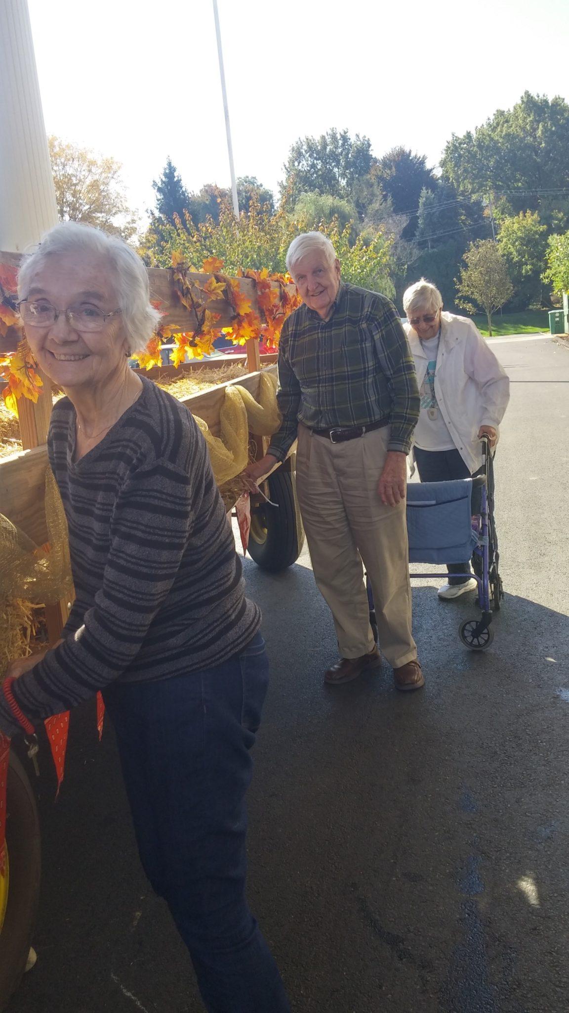 Hershey Retirement Community Scrapbook Country Meadows