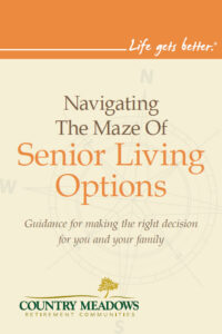 Navigating the Maze of Senior Living Options