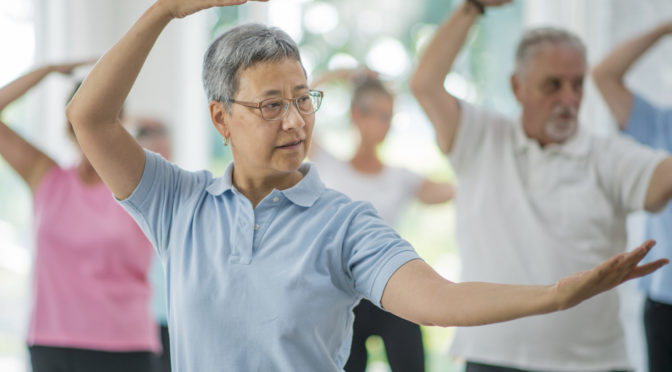 Retirement Community Senior Fitness
