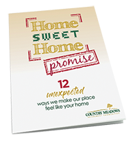 12 Unexpected Ways We Keep Our Home Sweet Home Promise